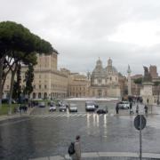 COPERTURA AUDITORIUM ADRIAN FORI IMPERIALI ROMA 2014